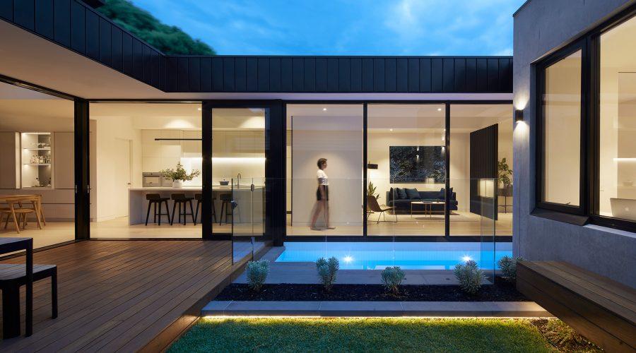 thornbury modern house architect designed by C.Kairouz